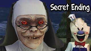 Ice Scream 3 secret ending😱😱
