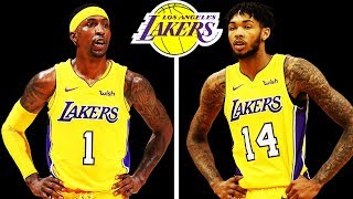 Complete Breakdown of the Lakers Wings!