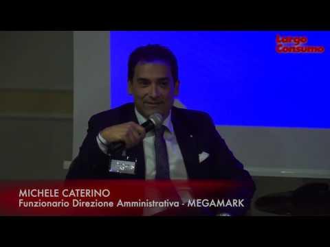 """Michele Caterino (Megamark): """"Abbiamo avviato la dematerializzazione dalle consegne alla clientela"""""""
