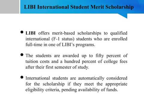 Scholarships Offered At Long Island Business Institute