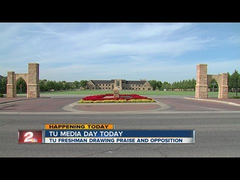 Tulsa University holds press conference after controversy