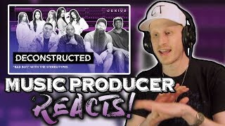 Music Producer Reacts to Red Velvet