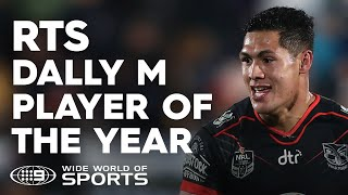 Roger Tuivasa-Sheck | 2018 Dally M Medalist Highlights
