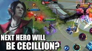 THE NEXT HERO WILL BE CECILLION THE BULLY MAGE?