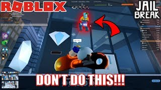 FIRST TIME PLAYING COP BAD IDEA | ROBLOX JAILBREAK