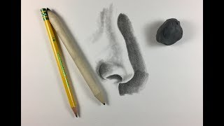 How to Draw a Nose in Profile