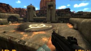 Black Mesa Multiplayer Gameplay - Crossfire