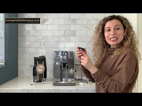 How To Use The Gaggia Anima Prestige And Get The Best Coffee Results