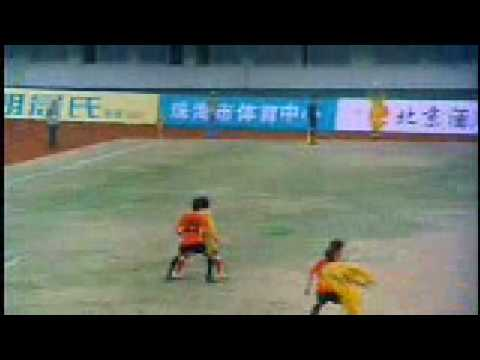 Piłka nożna - Shaolin Soccer
