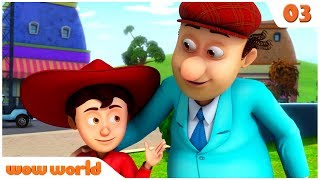 The Jumping Jacky & Packy | Chacha Bhatija in English | Comedy Cartoon for Kids