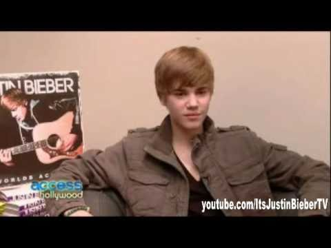 Justin Bieber - Access Hollywood Interview (December 2010) *NEW*