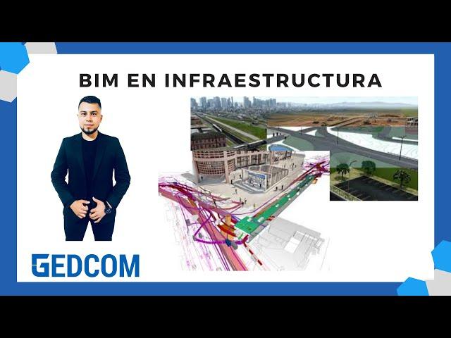 BIM aplicado a Infraestructuras
