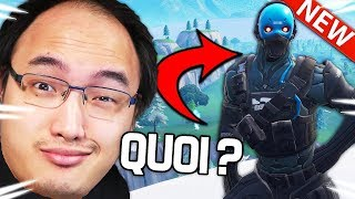 A BIG PROBLEM SURVIENT LORSQUE I USE THE NEW SKIN ON FORTNITE!