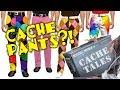 Cache Pants Tales - October Geochallenge