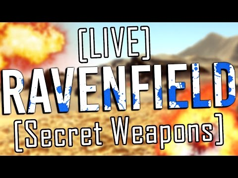 SECRET WEAPONS & LIVE BATTLES! - Ravenfield Early Access Gameplay (Beta 6)