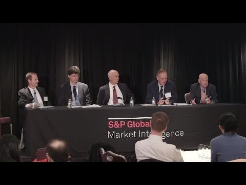 'New Drivers of Change in Credit Markets' - Full New York Panel Session