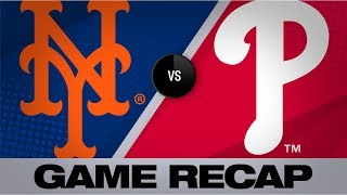 4/16/19: Phillies' 10-run 1st stomps Mets