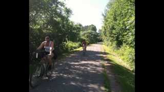 The Strong House Inn Bicycling Adventure - Explore Vermont's Island Line Trail And Bike Ferry