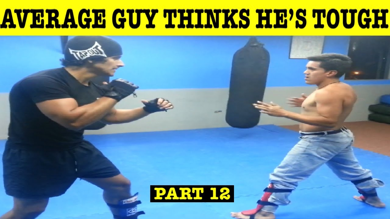 Download Top 10 Dumbest Regular Guys Challenging Pro Fighters & Getting Crushed
