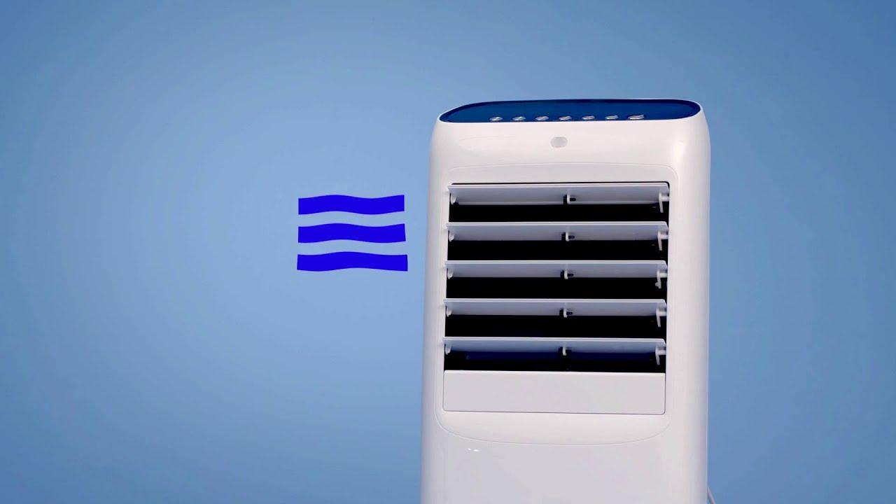 Luftkjøler clas ohlson
