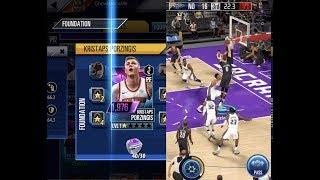 30 x Amethyst Porzingis Unlocked + 31-4 Gauntlet Win! NBA 2K Mobile #34