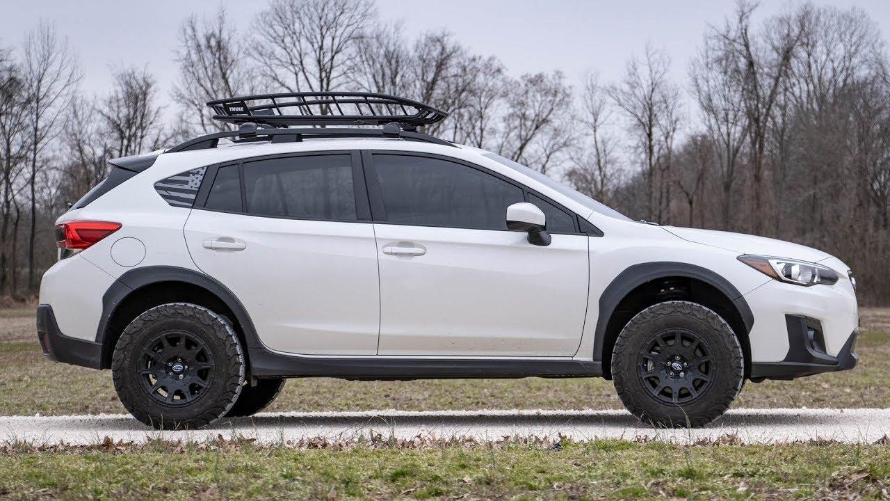 2018 2019 Subaru Crosstrek 2 Inch Leveling Kit By Rough