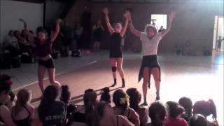 "Erica Sobol ""Hourglass"" @ premeditated Dance projects"