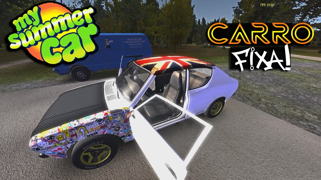 My Summer Car Car Built Save Game