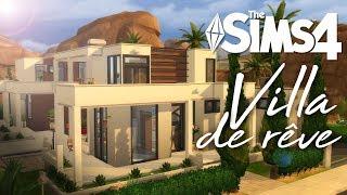 Création Sims 4 | Villa de rêve ! (Dream Villa)