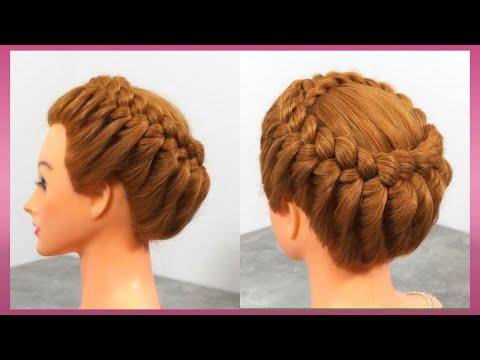 Simple crown braid | ถักเปียมงกุฏแบบง่ายๆ | ถักเปียรับปริญญา| Hairstyles By Dee Ep15