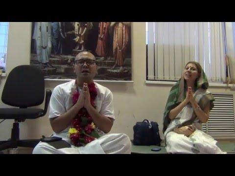 Бхагавад Гита 9.30 - Чайтанья Чандра Прабху