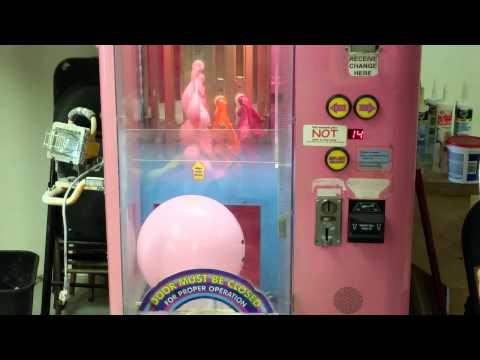 balloon machine
