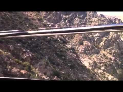 Palm Springs Cable Tram ride
