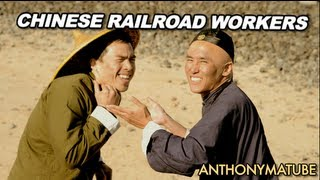 Asian American History: Chinese Railroad Workers | ANTHONY MA