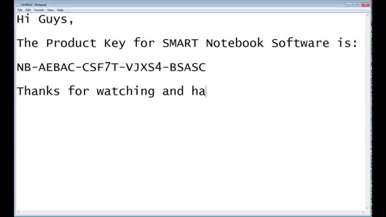 smart notebook 17.1