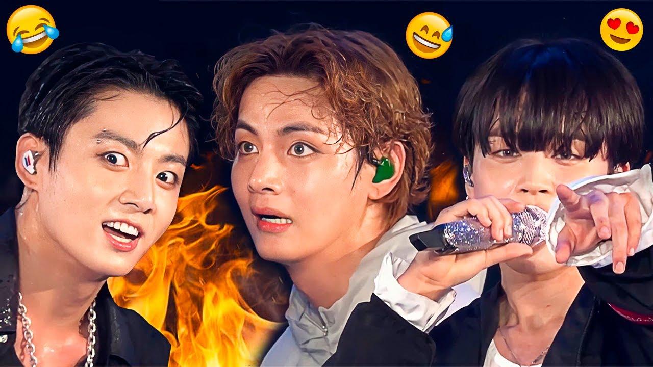 When VMINKOOK BTS Being Themselves (Maknae Line)