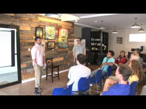 Weekly Startup Meetup: Stephen DePaul @Poollotto