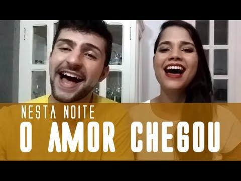 Nesta noite o amor chegou - Cover Ana Rafaela e Nelson Marra (O Rei Leão)