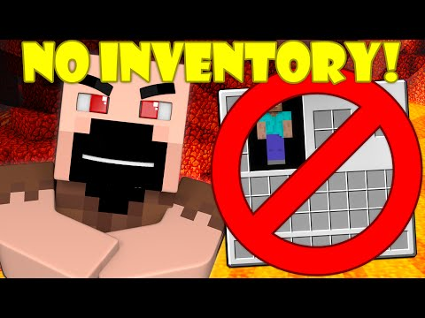 Thumbnail: If You Had NO Inventory - Minecraft