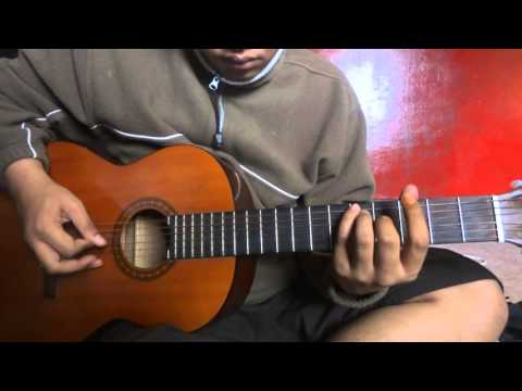 Andre Uktolseya - Broken Wings tutorial (Alter Bridge cover)