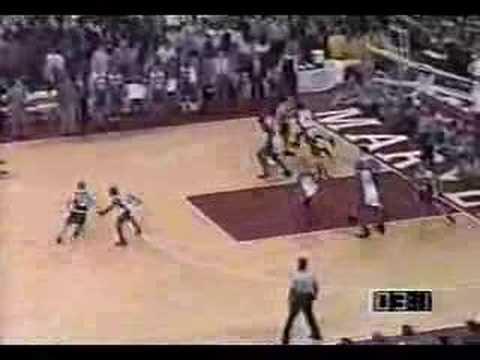 Joe Smith blocks Duke