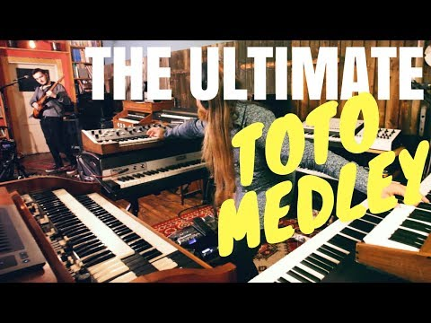 The Ultimate TOTO Medley (Africa, Rosanna, Falling in Between & more)