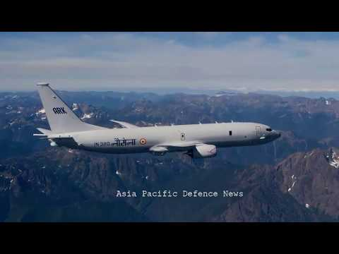 India to buy 10 more P8 Poseidons, China tests cargo drone,