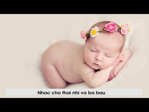 Nhạc cho thai nhi thông minh phát triển trí tuệ và bà bầu