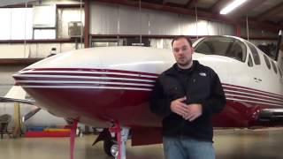 What a Great Airplane! | Cessna 414A Features | VLOG # Part 2