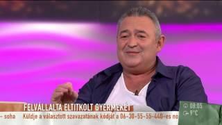 Gesztesi Friderikuszról: Tudtam, hogy meztelenek leszünk... - 2015.04.24. - tv2.hu/mokka