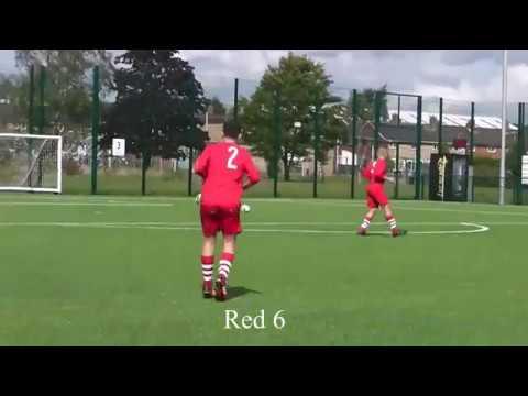 Archie Galley versatile Centre Midfielder Soccer Scholarship 2019