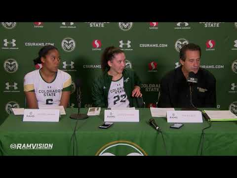 Colorado State Volleyball vs. Albany: Post Game Press Conference
