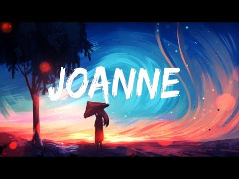 Lady Gaga - Joanne (Where Do You Think You're Goin'?) - (Lyrics Video) - (Piano Version)