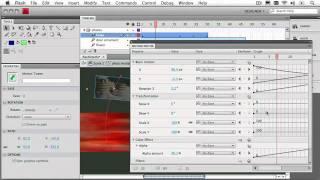 Adobe Flash CS4 Professional Ch 1: Introducing the Motion Editor Panel